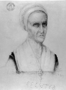 Marie Durand, a Huguenot martyr who served 38 years in jail for her beliefs during the 18th century.