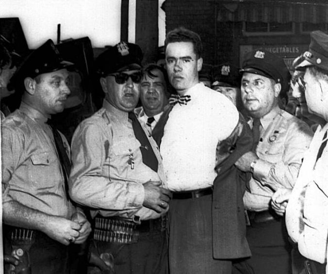 Howard Unruh, a spree killer who shot 13 people on the streets of Camden, New Jersey, in 1949, insisted: