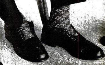 Jonson Van Dyke Grigsby sex socks