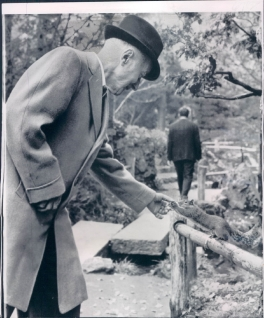 richard-honeck-feeds-a-squirrel-after-release
