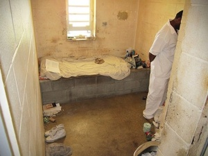 Conditions in St Clair Correctional Facility, home to Roosevelt Youngblood in 2002, are a vast improvement on those typical in the Alabama prison system in the 60s...