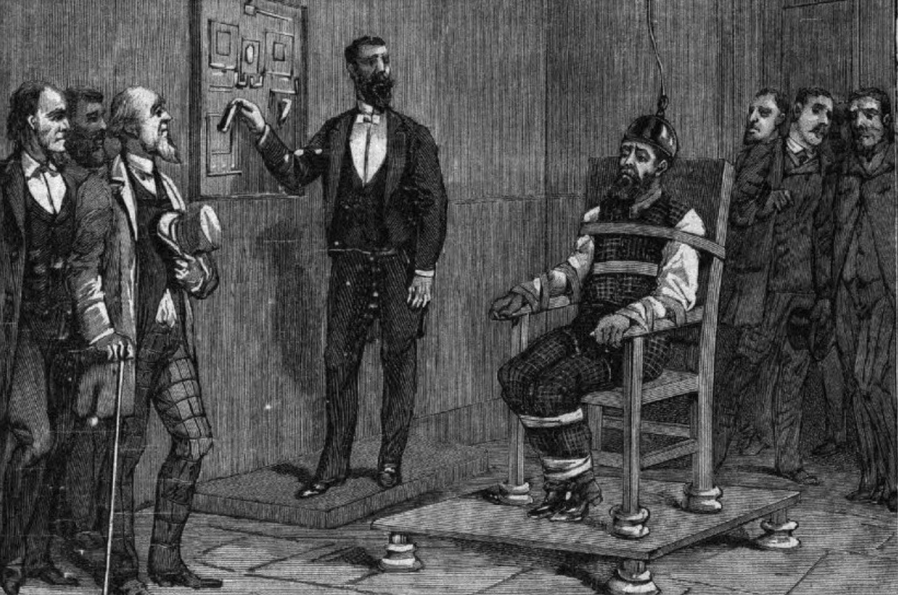 First electric chair victim - First Electric Chair Victim 21