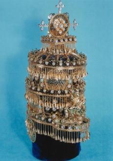 Crown of Menelik II