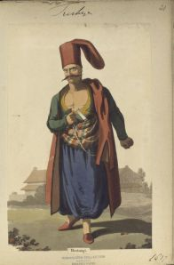Bostanci - Turkish gardener cum executioner