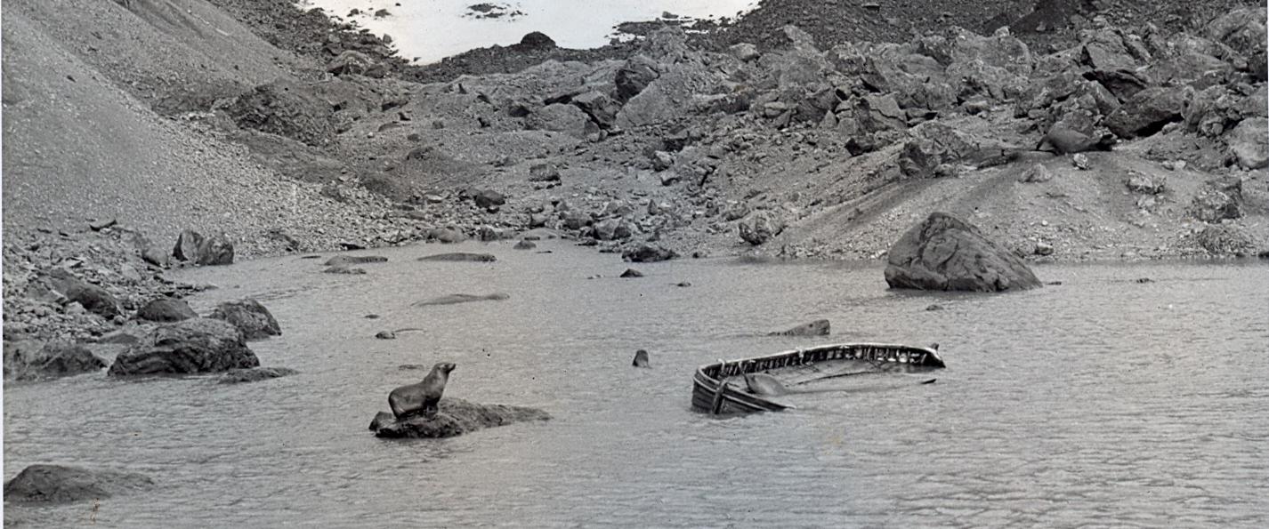 Bouvet Island Lifeboat (1964)