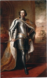 Charles's great rival, Peter the Great of Russia, gained most from the Great Northern War.