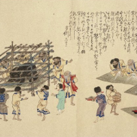 The octogenarian who took on the shoguns