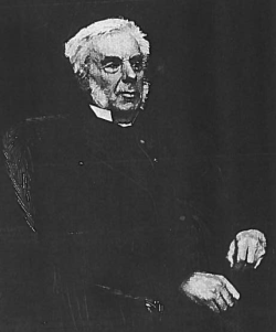 WJ O'Neill Daunt, from a photo taken in old age