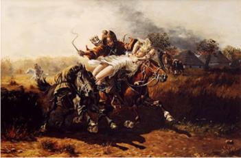 Tatar slaver