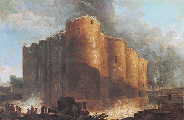 The Bastille, Paris's state prison, was where the marquise de Brinvilliers' lover Gaudin de St Croixe met the Italian poisoner Egidi Exili.