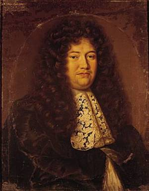 François-Michel Le Tellier, Marquis de Louvois. One of Louis XIV's most trusted servants – and a future French Secretary of State for War – Le Tellier was involved in the examination of the poisoner Exili at the Bastille.