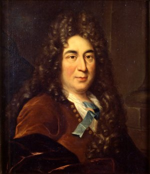 Charles Perrault, author of the Mother Goose tales, was a high official in the France of Louis XIV who turned to fairy tales only after his career was abruptly ended by association with political scandal.