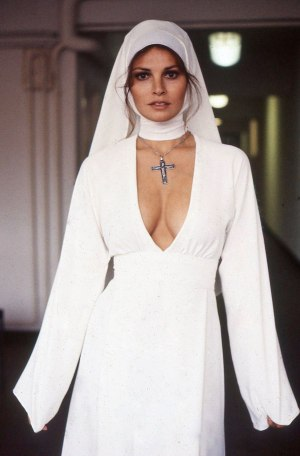 The legend of Bluebeard is still sometimes retold – here, in a 1970s film, in a version in which Bluebeard is a disfigured World War I German fighter pilot (Richard Burton at his most melodramatic), and one unlucky wife is played, somewhat implausibly, by Raquel Welch.