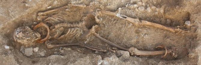 Esclave romain plein - nr Bordeaux 1er siècle après JC