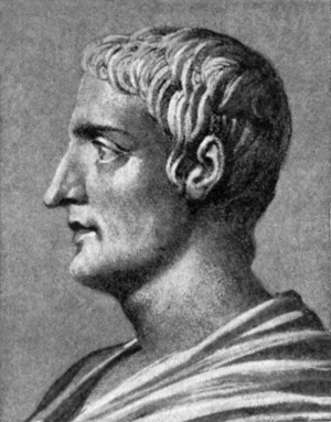 Gaius Cornelius Tacitus, whose accounts of the pagan north around 0 A.D. form one of the few scraps of written evidence that may help to explain the nature of bog body finds.