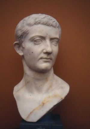 Gaius Gracchus, the radical tribune of the plebs, whose political career was ended by a bloody assassination in 121 B.C.