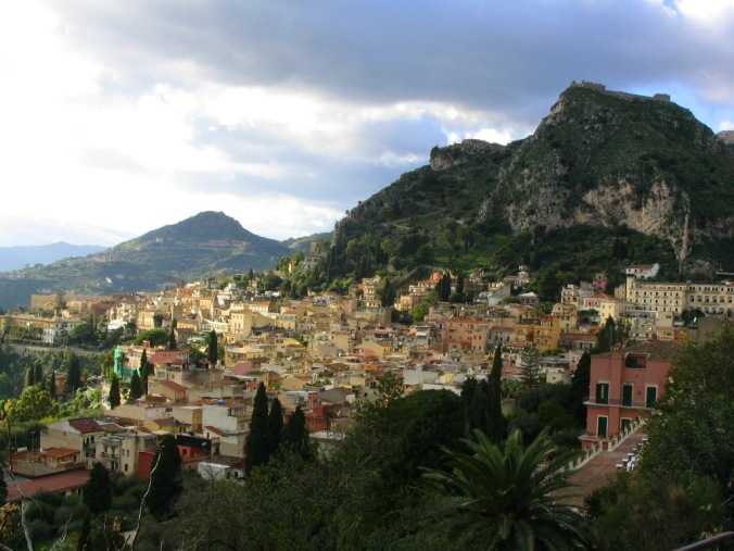 Modern Taormina was once the Greek port of Tauromenium – a strategically vital link in Eunus's east coast communications.