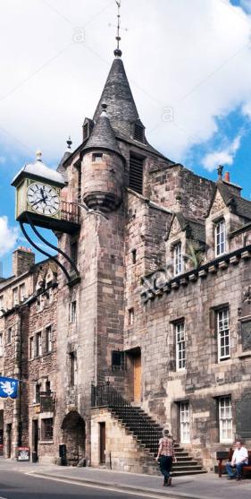 6f1351d34a5 Edinburgh s Old Tolbooth prison