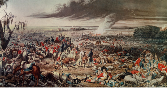 Aftermath of Waterloo
