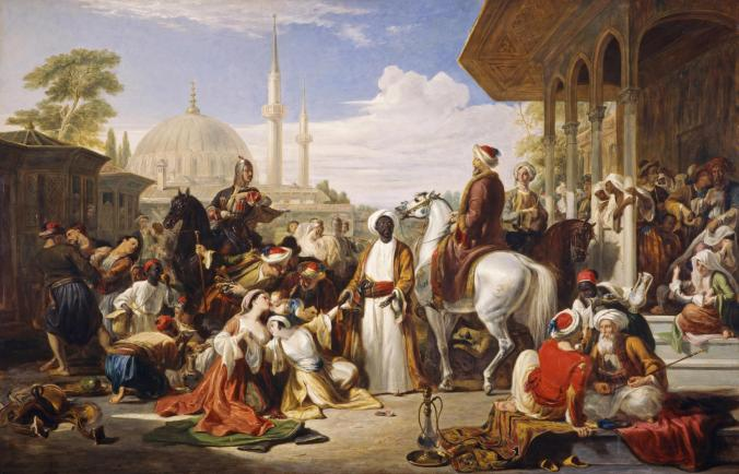 the-slave-market-of-constantinople-by-william-allan-1838