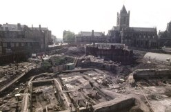 Wood Quay - excavating Viking Dublin