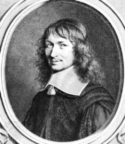 Fouquet-engraving by Nanteuil 1661