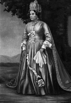 Ranavalona I (reigned 1828-1861), queen of Merina